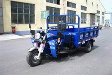 世杰牌7YZ-1150D1型自卸三轮汽车