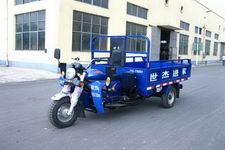 世杰牌7YZ-1150D1型自卸三轮汽车图片