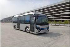 8.1米比亚迪CK6800LZEV1纯电动城市客车