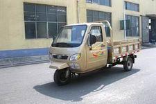 世杰牌7YPJZ-1150D1型自卸三轮汽车图片