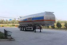 CTY9401GYS型通亚达牌铝合金液态食品运输半挂车图片