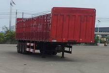 泰骋牌LHT9380CCY型仓栅式运输半挂车