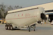 华鲁业兴13米27.9吨3轴下灰半挂车(HYX9402GXH)