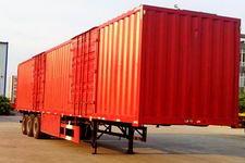 泰骋牌LHT9406XXY型厢式运输半挂车