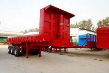 雨辰9.5米31.5吨3轴自卸半挂车(SCD9400ZZX)