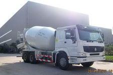 迈德威牌JWZ5250GJB4型混凝土搅拌运输车