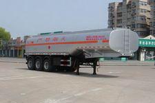神狐11米30吨3轴化工液体运输半挂车(HLQ9401GHY)