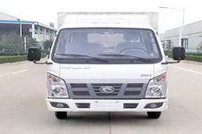 北京牌BJ2810PX9型厢式低速货车图片