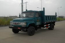 福达牌FD5820CD2型自卸低速货车