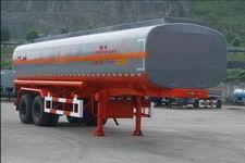 陆氏牌LSX9301GYY型运油半挂车