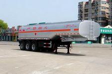 神狐13米27.2吨3轴运油半挂车(HLQ9400GYY)
