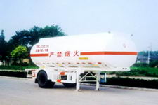 通华6.7米10吨1轴化工液体运输半挂车(THT9150GHY)