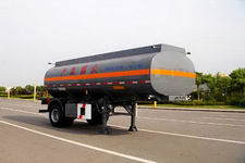 通华6.8米12.5吨1轴化工液体运输半挂车(THT9180GHY)