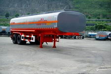 陆氏牌LSX9253GYY型运油半挂车
