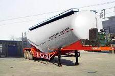 金华飞顺牌JFS9310GFL型煤粉运输半挂车图片