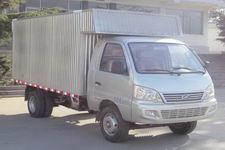 黑豹牌HB2815X2型厢式低速货车图片