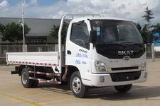 斯卡特国四单桥货车102马力5吨(LFJ1071T1)