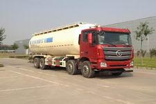 欧曼牌BJ5319GFL-XA型低密度粉粒物料运输车