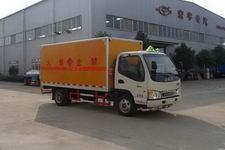 虹宇牌HYS5071XQYH型爆破器材运输车图片