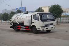 江特牌JDF5080GQWDFA4型清洗吸污车