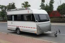 中意牌SZY9010XLJ5型旅居挂车图片