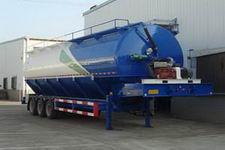 百勤12.7米20吨3轴散装饲料运输半挂车(XBQ9340ZSLA50)