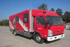 海盾牌JDX5100TXFGQ35型供气消防车图片