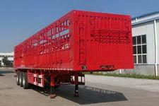 海隆吉特牌ZHL9400CCY型仓栅式运输半挂车图片