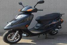 创新牌CX48QT-5B型两轮轻便摩托车图片
