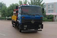 东风153混凝土泵车