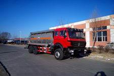 野驼牌DQG5252GFW型腐蚀性物品罐式运输车