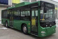 龙江牌LJK6105CHEVP型插电式混合动力城市客车