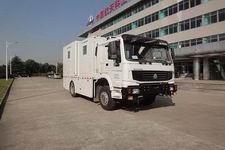 奥赛牌ZJT5120XTX型通信车图片