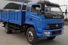 超雷牌CLP3161NJPBW1型自卸汽车