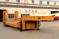 粱锋12.5米28吨4轴低平板半挂车(LYL9401TDP)