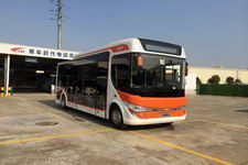 8.2米南车时代TEG6820BEV纯电动城市客车