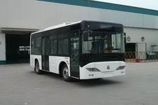 8.5米黄河JK6856GBEV纯电动城市客车