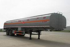 楚胜12米24吨2轴运油半挂车(CSC9350GYY)