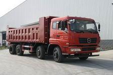 楚风牌HQG3312GD4型自卸汽车图片