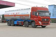 程力威牌CLW5310GYQD4型液化气体运输车
