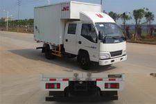 江铃牌JX5044XXYXSCB2型厢式运输车图片