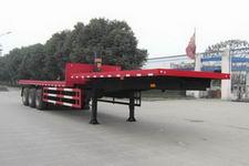 迈隆牌TSZ9400ZZXP型平板自卸半挂车