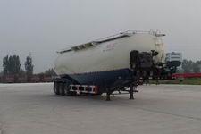 华鲁业兴12.3米27吨3轴低密度粉粒物料运输半挂车(HYX9402GFL)