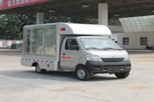 程力威牌CLW5020XXCS4型宣传车