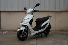 常光牌CK50QT-4A型两轮轻便摩托车图片