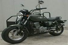 银钢牌YG150B-22型边三轮摩托车图片