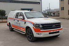 岳麓牌XJY5030XZHK1型指挥车