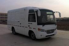 楚风牌HQG5040XXY4E型厢式运输车