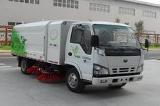 宇通YTZ5070TSLZZBEV型纯电动扫路车