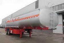 楚飛10米26.5噸2軸運油半掛車(CLQ9350GYY)